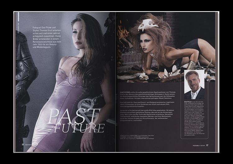 Magazin: FRISEURWELT