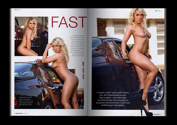 Magazin: PENTHOUSE (Deutschland)